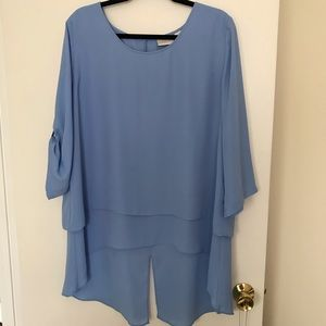 Chico's Kathy Layered Top in Chico's Size 3